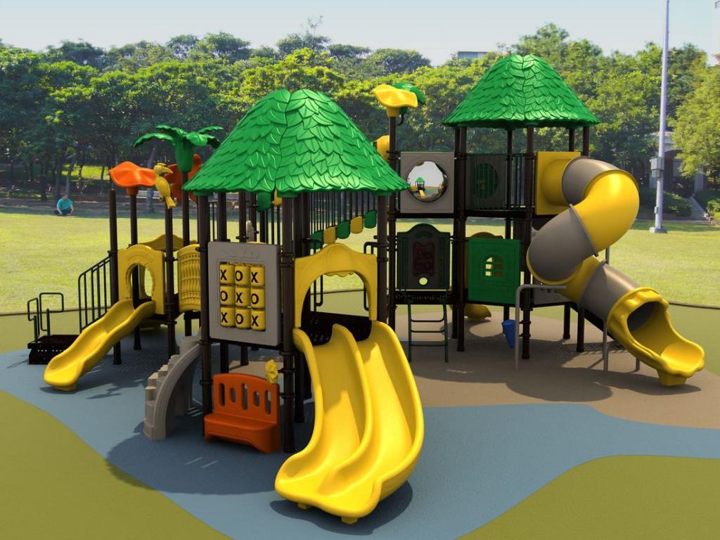 Plac zabaw potrzebny na osiedlu Groszówka